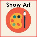 Show Art image icon
