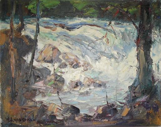 Gull Lake, Minden